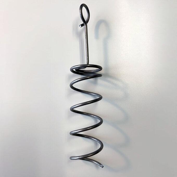 Corkscew Hanger