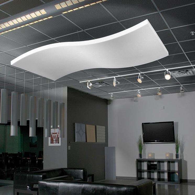 Office Ceiling Cloud