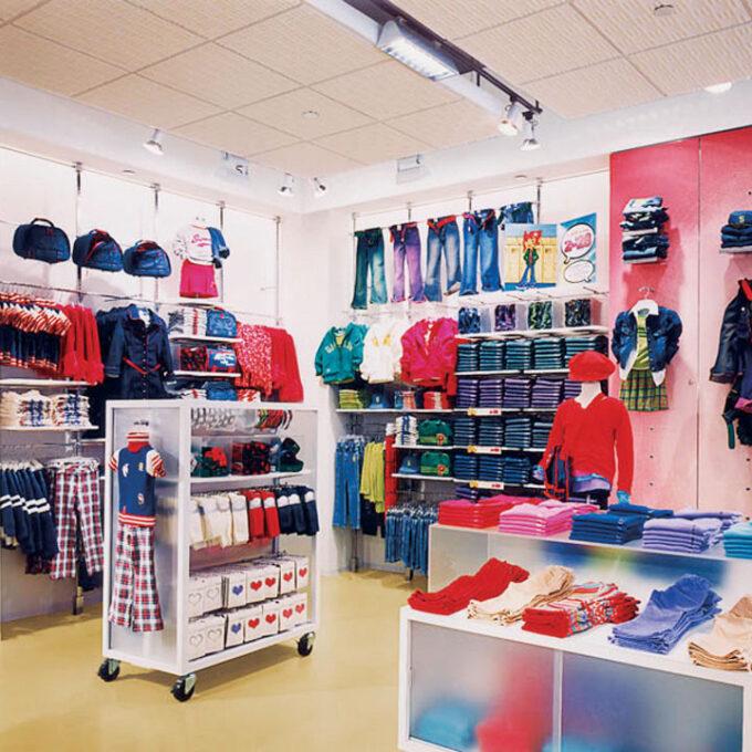 Retail Store Acoustic Ceiling Tiles