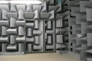 Acoustic Test Chambers Built With Sonex Max Wedge