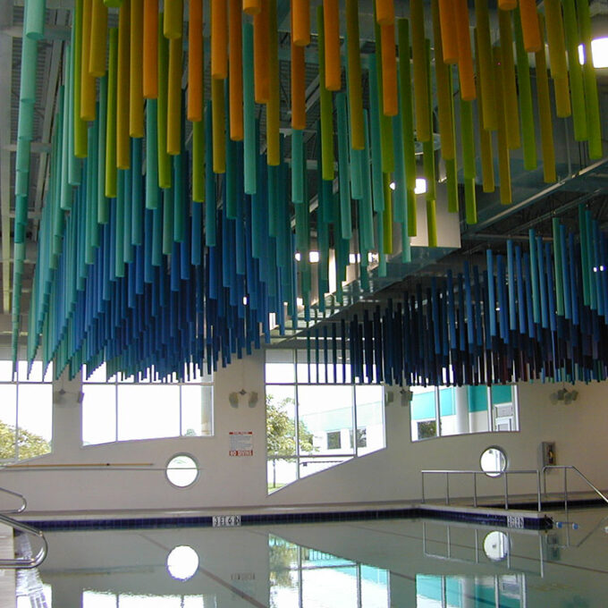 Indoor Pool Noise Control and Sound Absorption