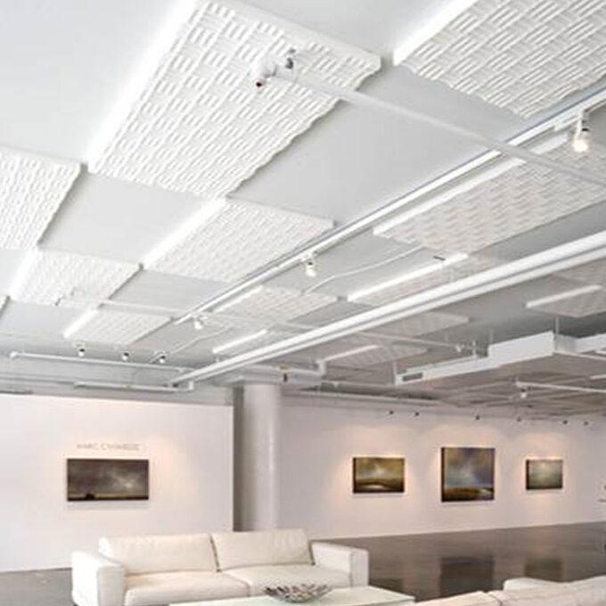 Retail Acoustical Ceiling Panels