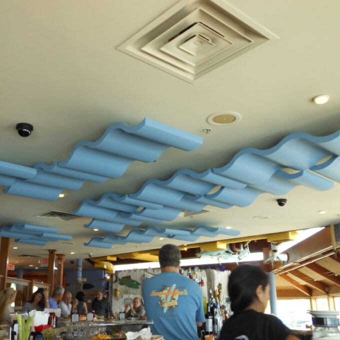 Noise Control in Bar