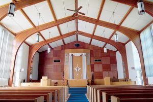 Church Soundproofing and acoustic treatments