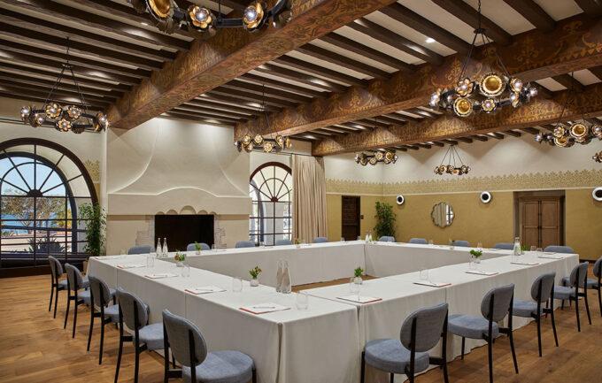 WILLTEC Acoustic Foam Dining Hall